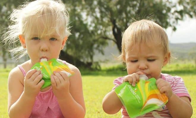 Best Reusable Food Pouches for Babies: 2019 Top Picks & Buying Guide