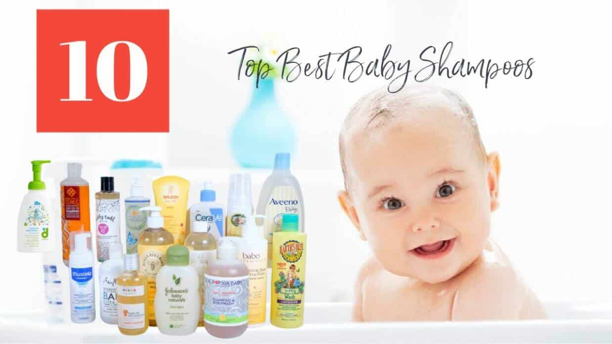 Top Best Baby Shampoos