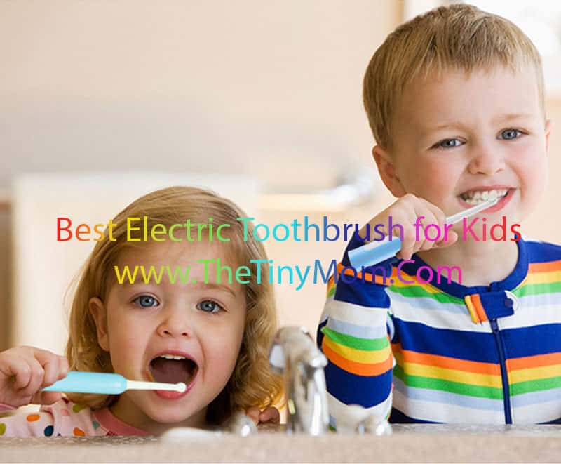 Best Electric Toothbrush for toddlers