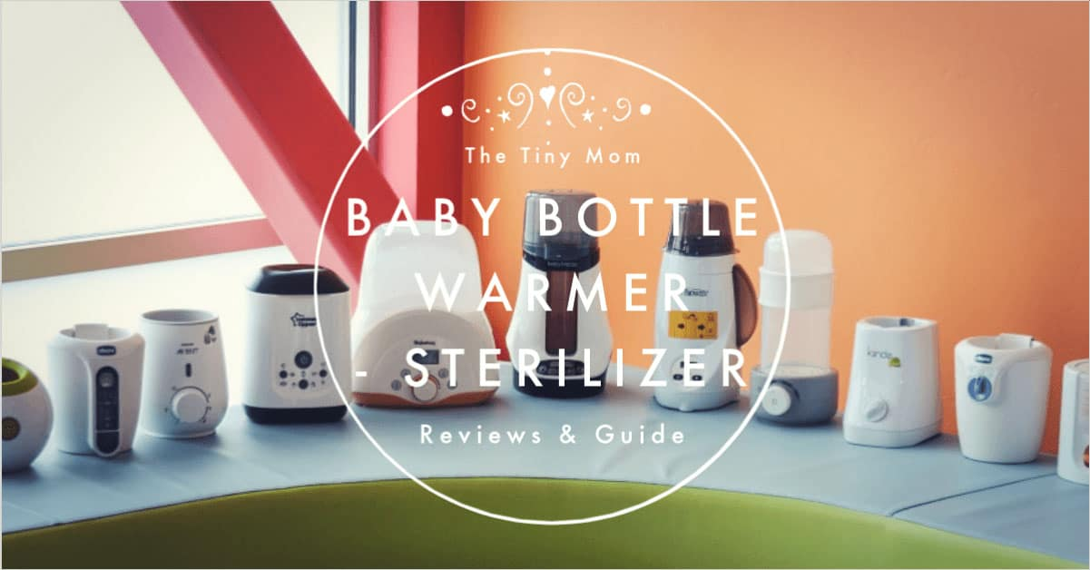 Baby Bottle Warmer Sterilizer