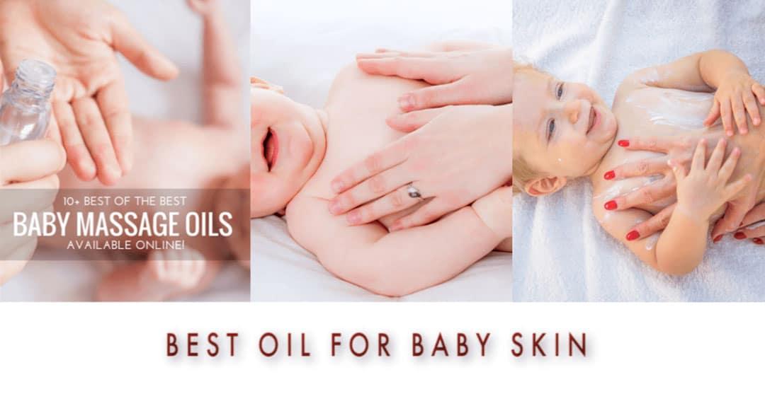 best Oil for Baby Skin