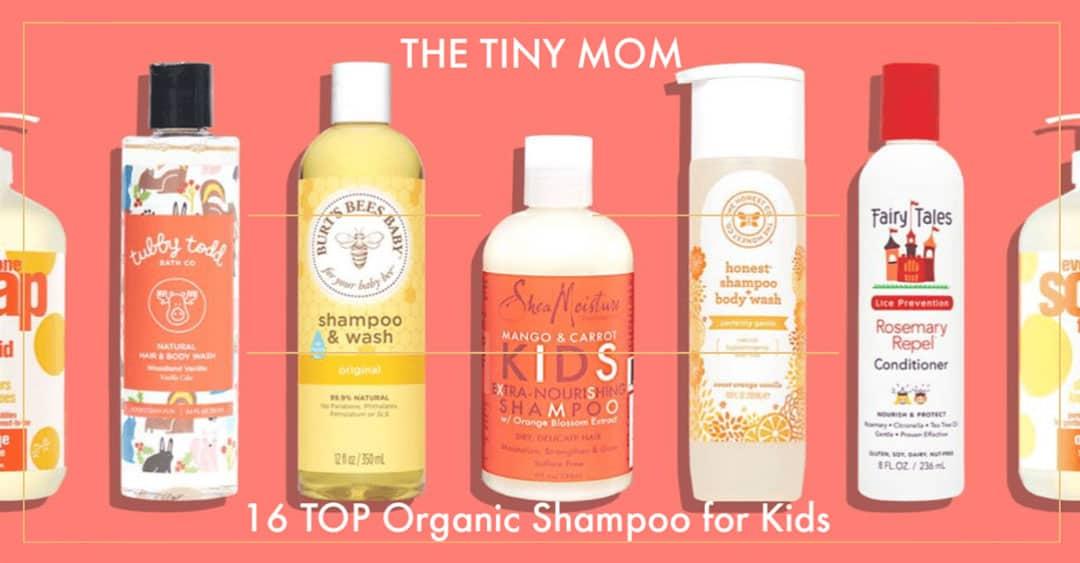 organic shampoo for baby