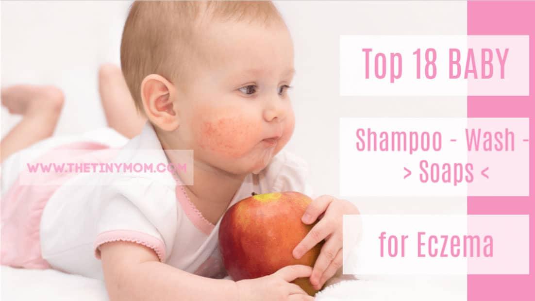 best baby eczema shampoo