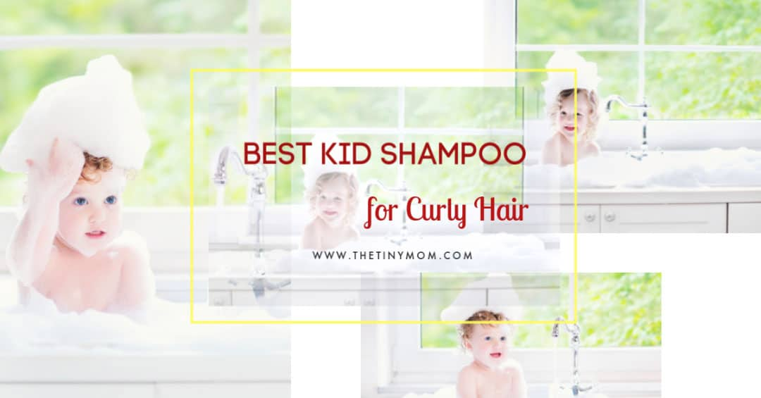 Best Kids Shampoo for Curly Hair