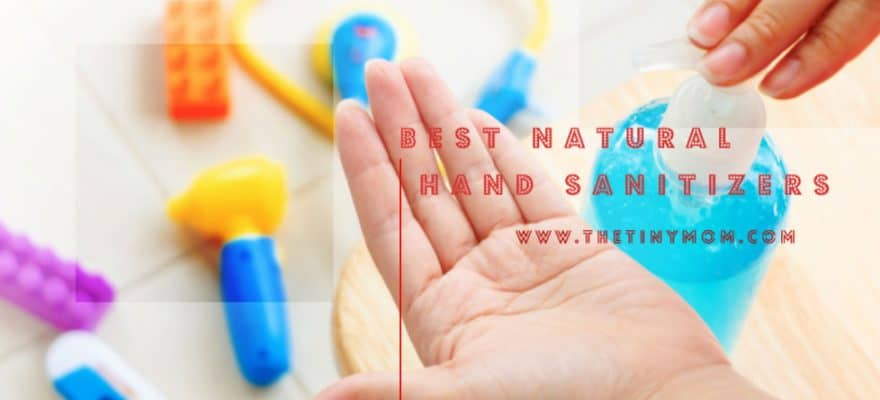 The 17 Best Known Natural Hand Sanitizers: 2019 Guide & Top Products