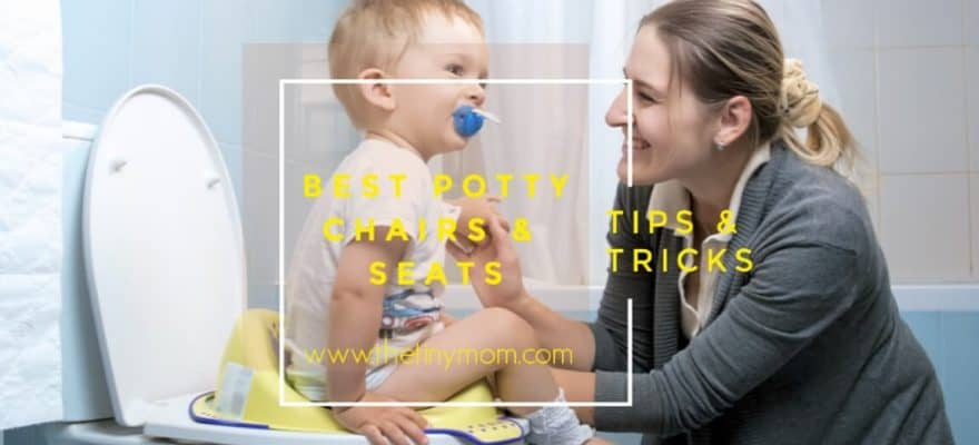 Best Potty Chairs & Seats 2019 – Buyer's Guide & Reviews