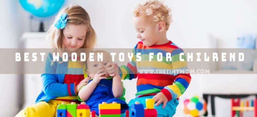 Top 16 Best Wooden Toys for Toddlers & Kids