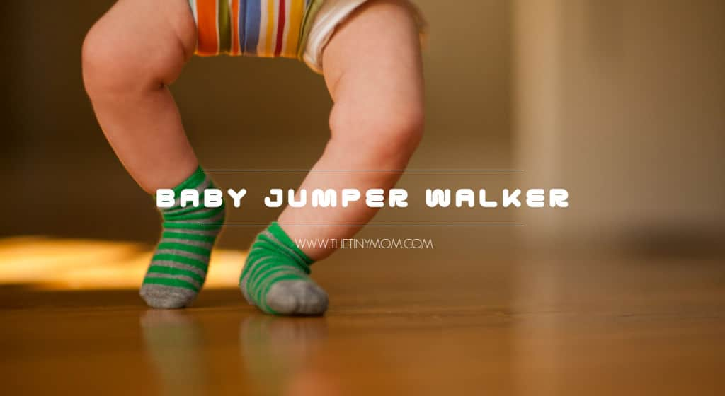 baby jumper walker