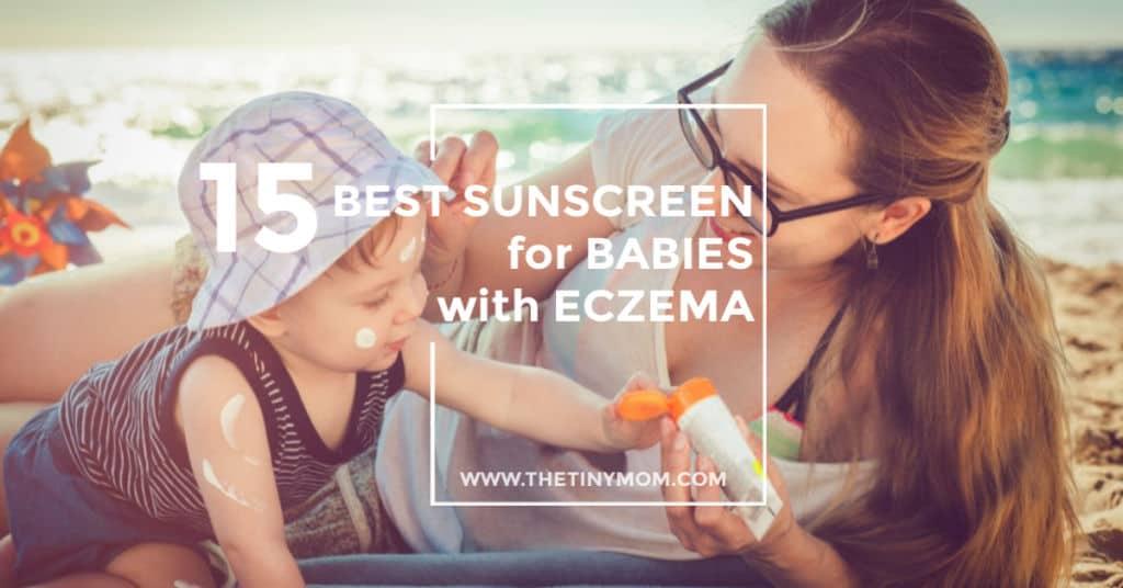 best baby sunscreen for eczema
