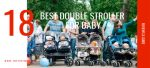 The 18 Best Double Stroller for Baby & Toddler | Reviews & Guide 2019