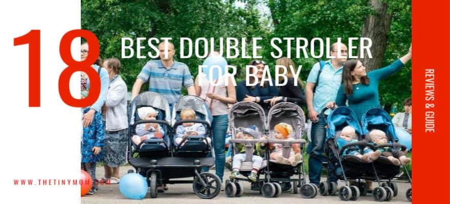 best double stroller for baby