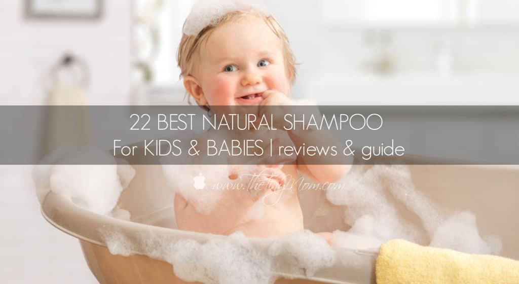 best natural shampoo for kids