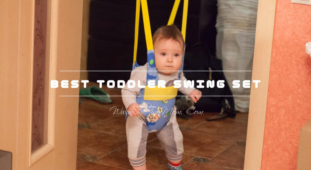 best toddler swing set