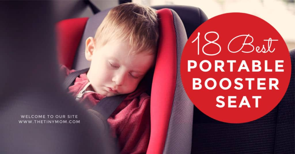 Portable Booster Seat For Babies