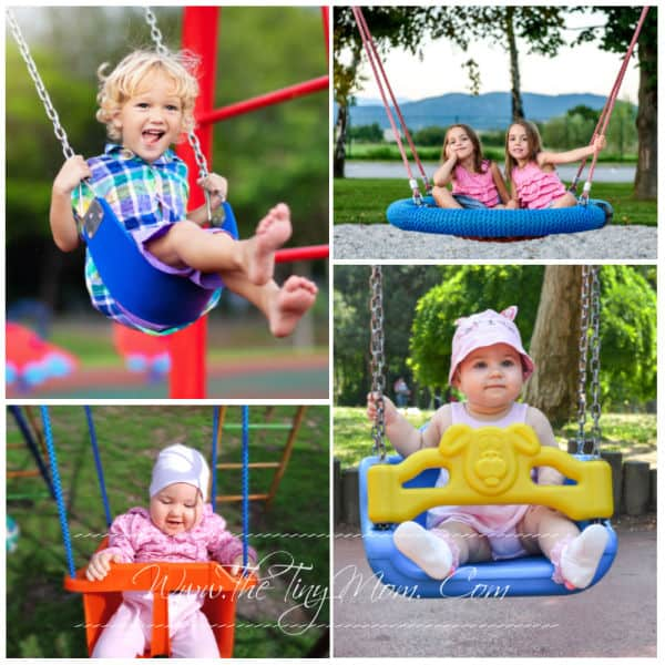 top toddler Swing Set