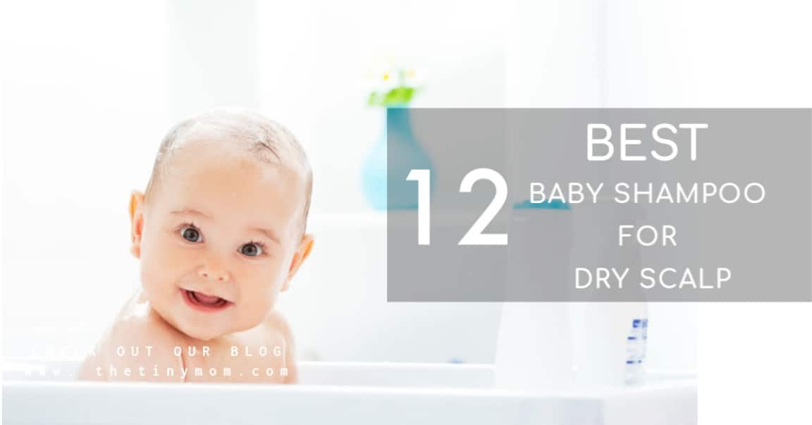 baby shampoo for dry scalp