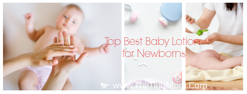 baby lotion for newborns