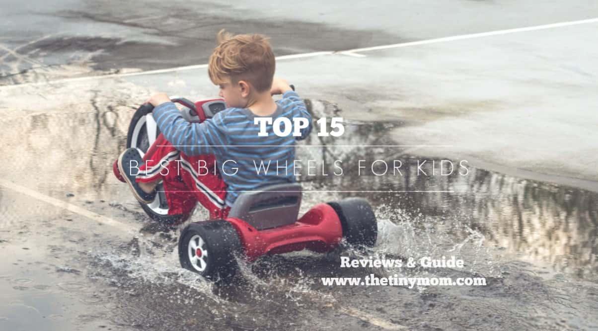 best-big-wheels-for-kids