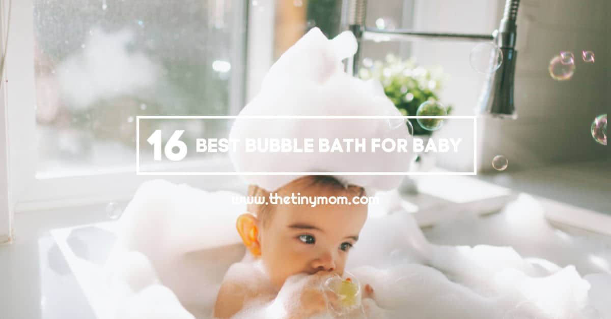 Best-Bubble-Bath-for-baby
