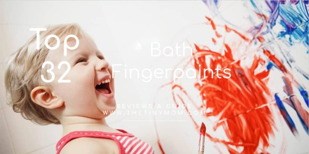 Best Bath Fingerpaints
