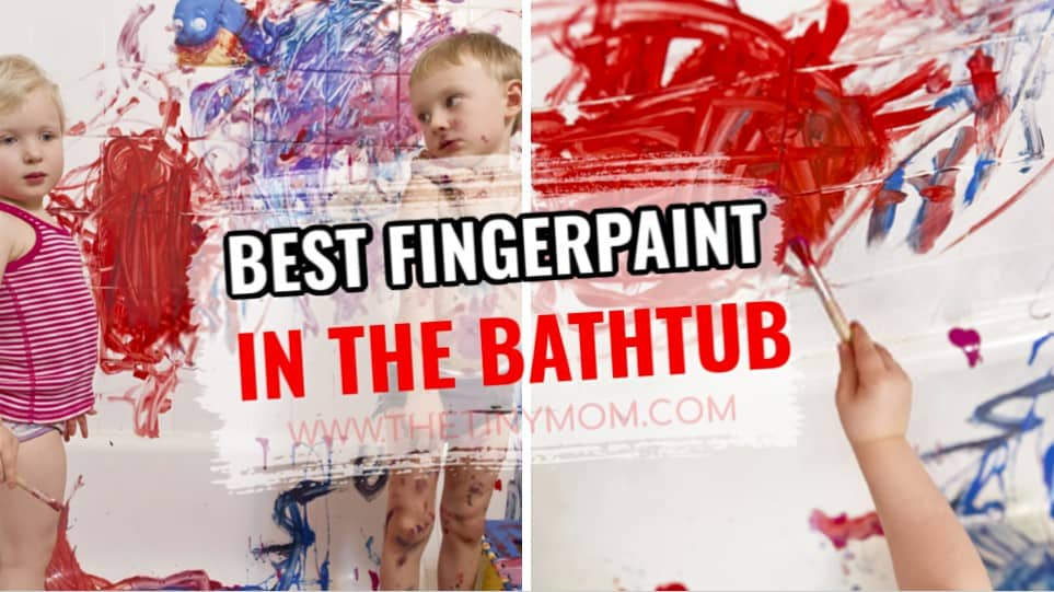 Top 10 Best Bath Fingerpaints