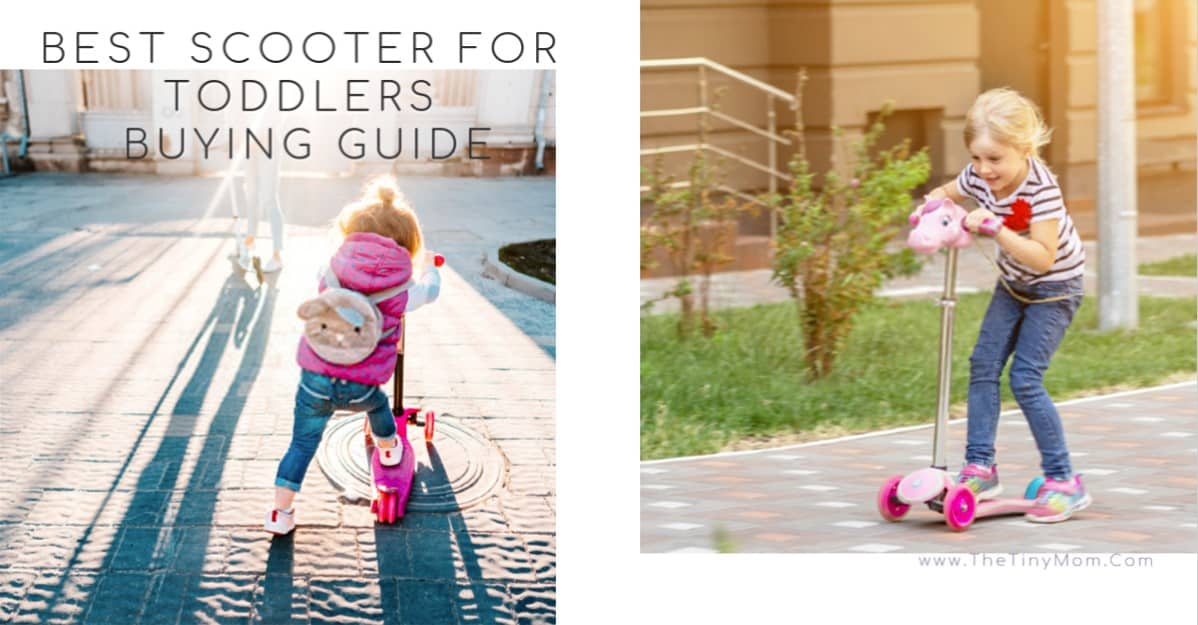 Best-Scooter-for-Toddlers-Buying-Guide