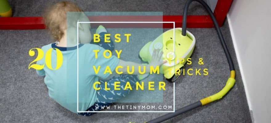 Best Toy Vacuums for Kids