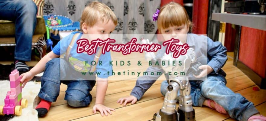 Best Transformer Toys for Kids 2020 – Review & Buying Guide