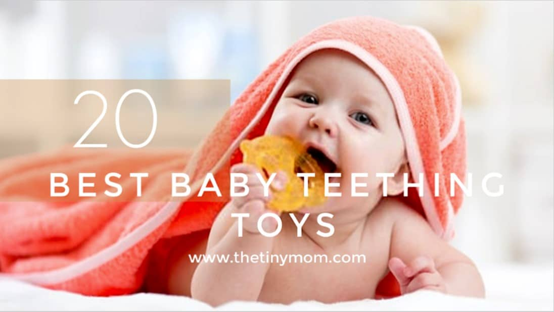 best baby teething toys