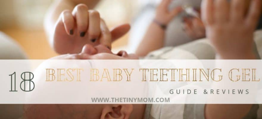 best-baby teething gels
