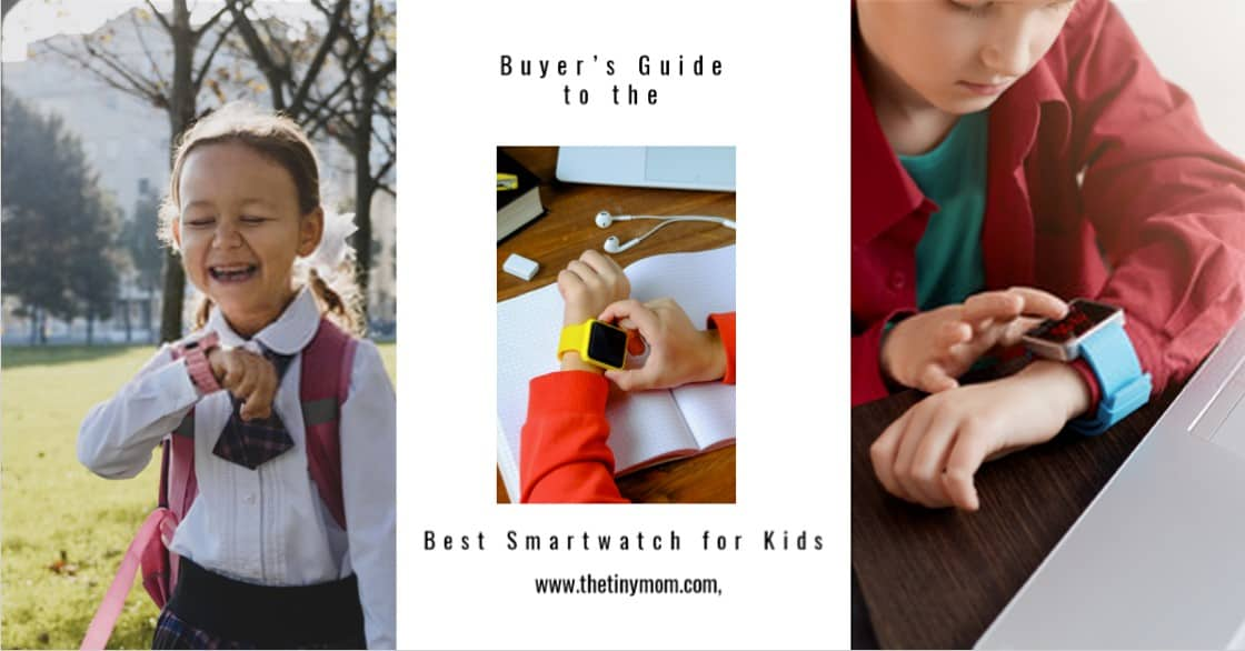 buyer-guide-Smartwatch for Kids