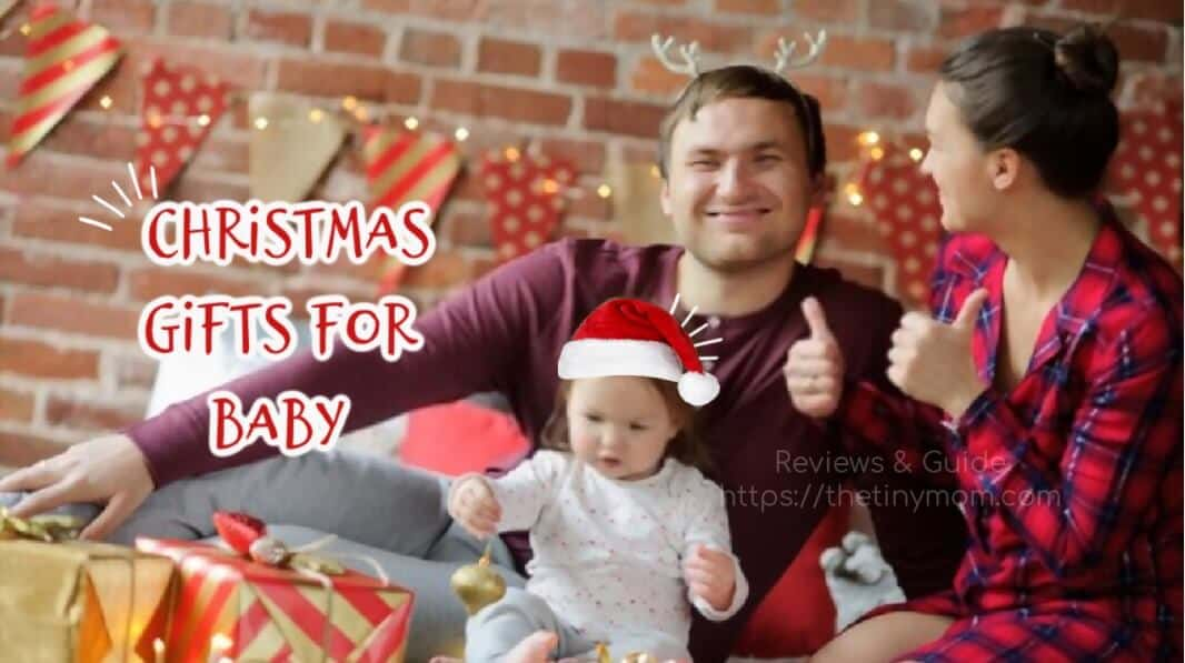 christmas gifts for baby under 1