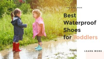 Best Waterproof Shoes for Toddlers