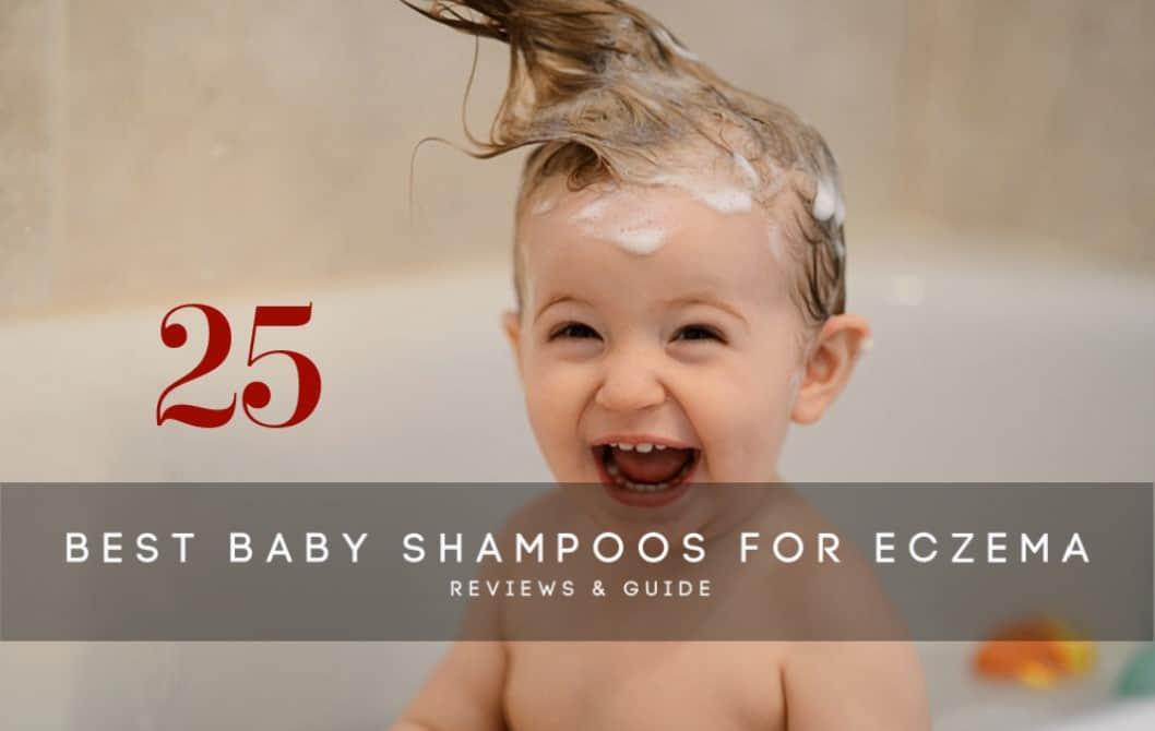 Best Baby Shampoos for Eczema