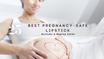 Best Pregnancy-safe Lipstick